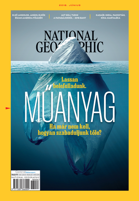 National Geographic Magazin - 2018. június