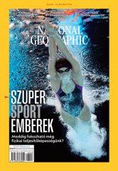 National Geographic 2018. augusztusi címlap