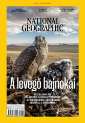 National Geographic 2018. novemberi címlap
