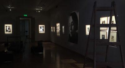 Bäck Manci képeiből nyílt kiállítás a Reök-palotában