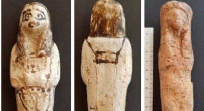 3500 éves temetőt találtak Egyiptomban