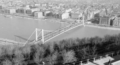 Az új Erzsébet híd tervezője: Sávoly Pál