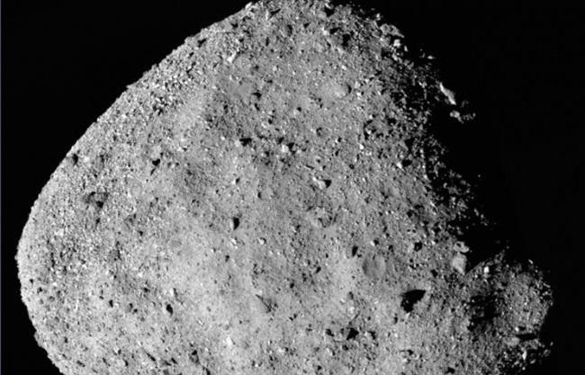 Vizet találtak egy aszteroidán