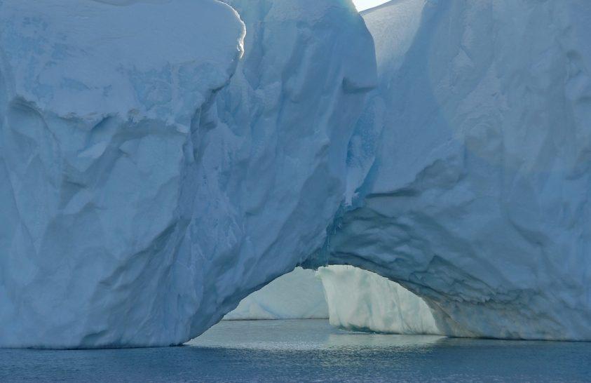 Évszázadok óta nem olvadt ilyen gyorsan a grönlandi jégtakaró