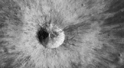 Káprázatos felvétel készült a Holdról