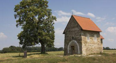 A 2018-as szlovákiai Év Fája és egy ezeréves kápolna kettőse