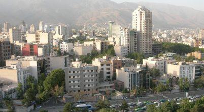 Folyamatosan süllyed az iráni főváros