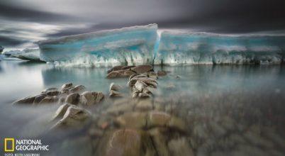 Rés a pajzson: Melegedő Antarktika