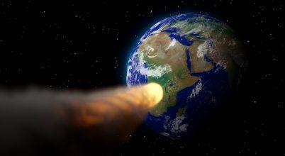 Aszteroida pusztíthatta el Szodomát és Gomorát