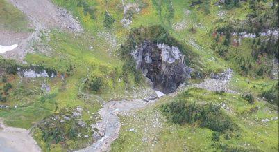 Hatalmas barlangot fedeztek fel a vadon mélyén