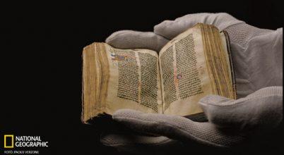 Bibliavadászok: Szent kéziratok nyomában