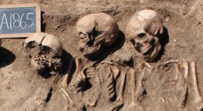 Egy középkori falu hajdani lakóinak fogait vizsgálták