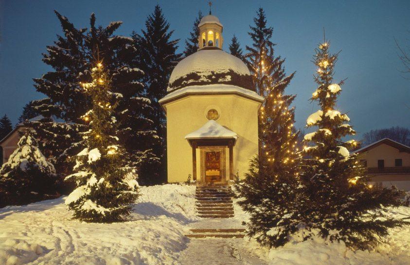 Mióta éneklik a Csendes éjt Karácsonykor?