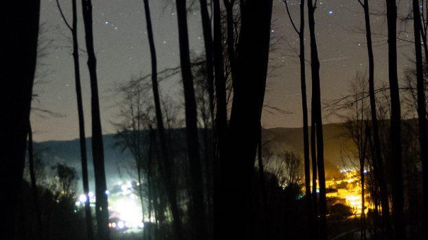 Hazai kutatás a fényszennyezés csökkentésére