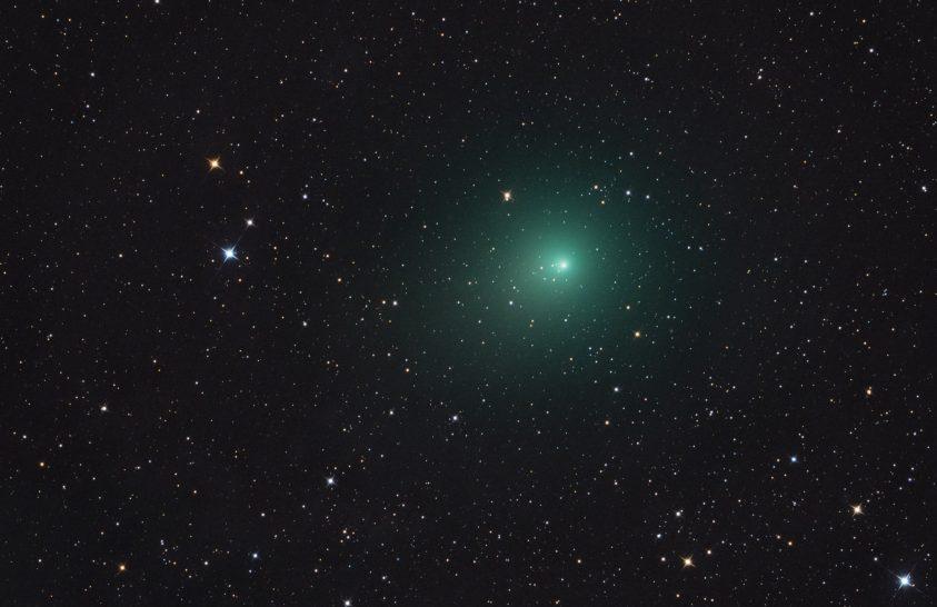 2018. december asztrofotója: Az év legfényesebb üstököse