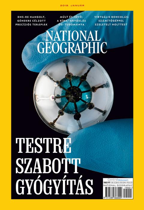 National Geographic Magazin - 2019. január