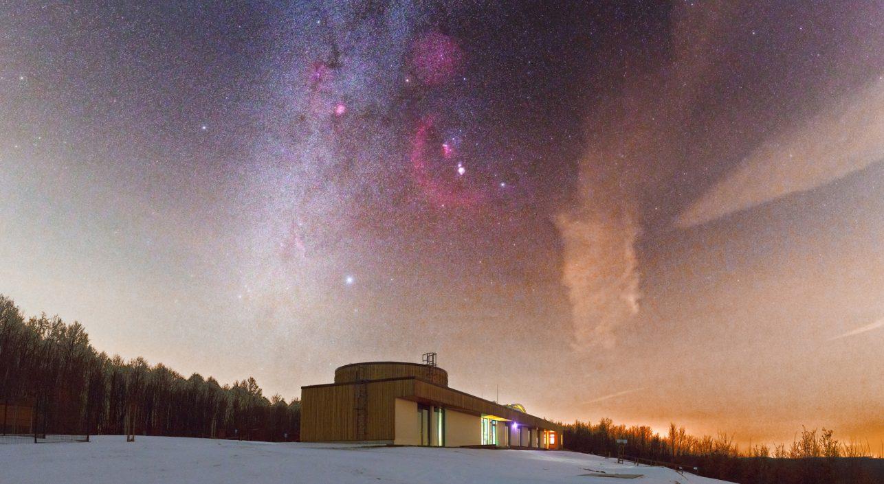 A nap képe: Tél csillagai