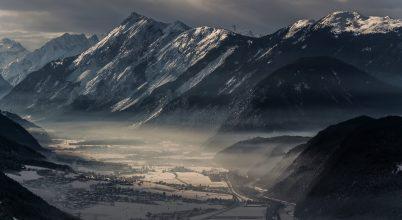 A nap képe: Különleges hangulatú táj Tirolban