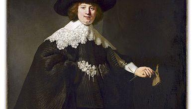 Rembrandt különleges festékösszetétele