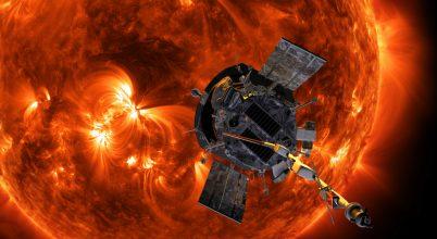 Második napkörét kezdte a Parker amerikai űrszonda