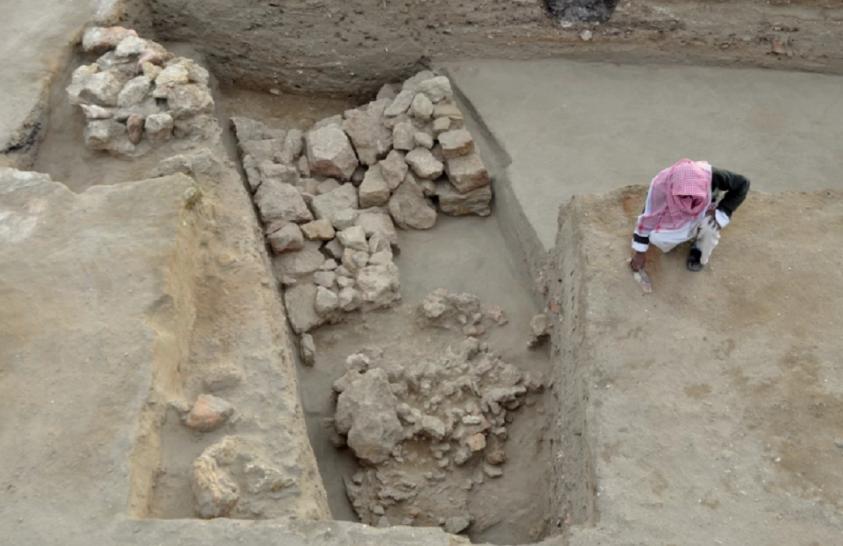 Ókori erődöt találtak Egyiptomban