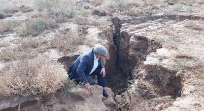 Víznyelők veszélyeztetik Teheránt
