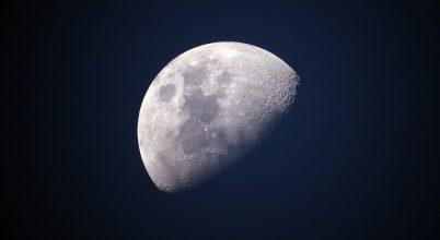 A Holdon túlra is elér a Föld légköre