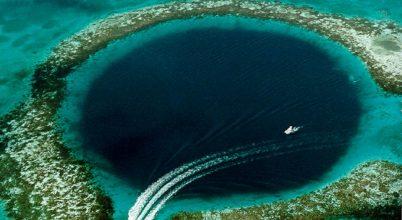 Feltérképezték Belize csodáját