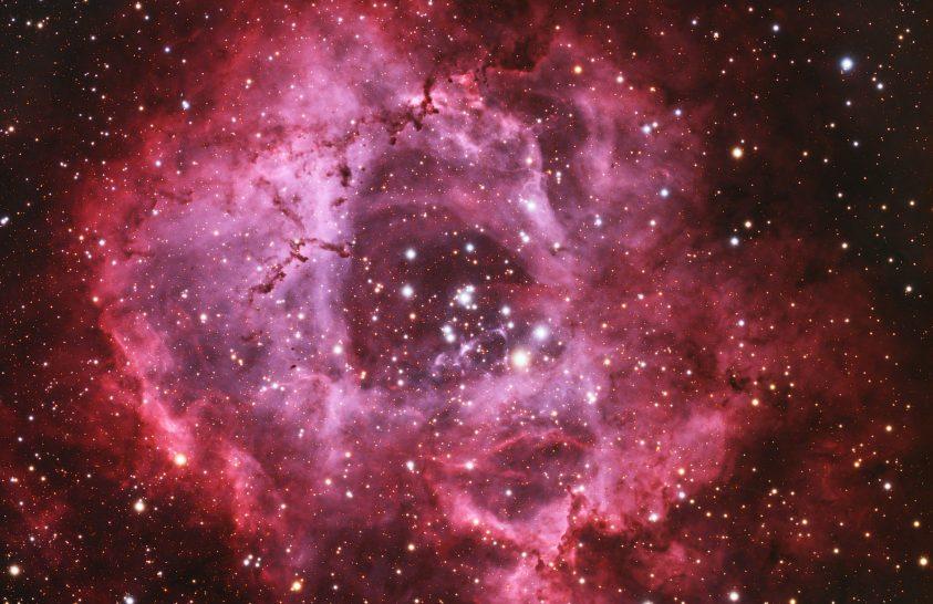 2019. február asztrofotója: Az Univerzum legnagyobb rózsája