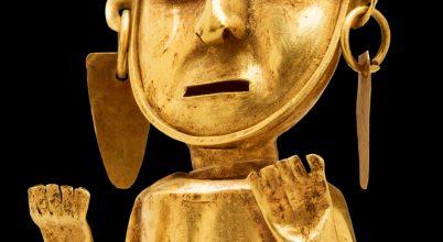 A tavasszal Budapesten látható Az Inkák Aranya kiállítás