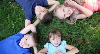 A zöld környezet kiemelten fontos a gyerekeknek