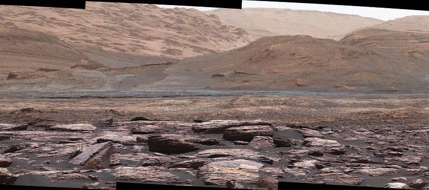 Újabb információ a marsi kőzetekről
