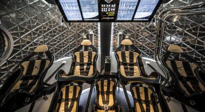 Visszatért a SpaceX történelmi űrhajója