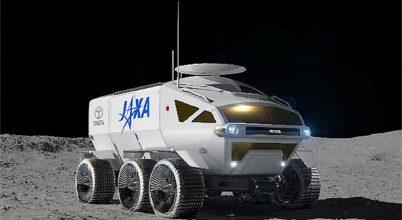 A Toyota építheti a jövő holdjáróját