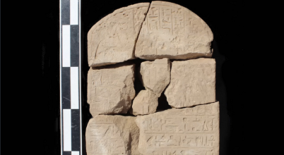 Ókori feliratok kerültek elő Egyiptom sivatagában