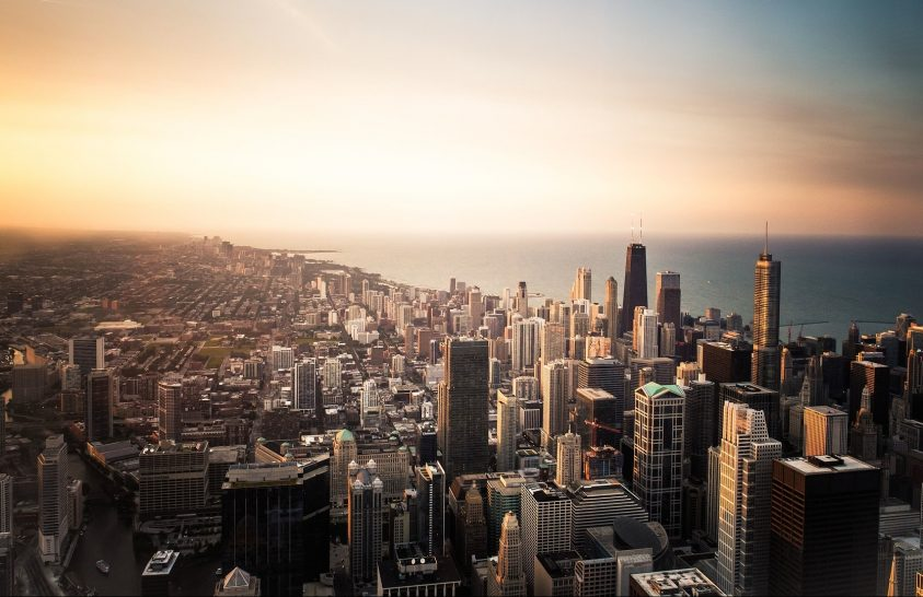 Chicago folyamatosan süllyed