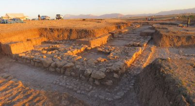 Négyezer éves mezopotámiai várost találtak