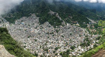 Ilyen az élet Brazília legnagyobb nyomornegyedében