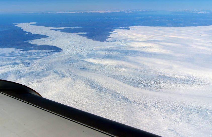 Egy gleccser hízni kezdett, ám ez nem jelenti a klímaváltozás végét!