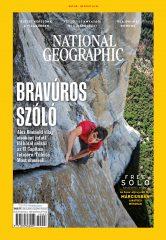 National Geographic 2019. márciusi címlap