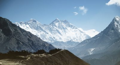 A klímaváltozás felfedi a Mount Everest titkait