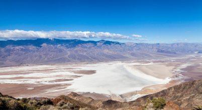 Óriási tó alakult ki a Halál-völgy medencéjében