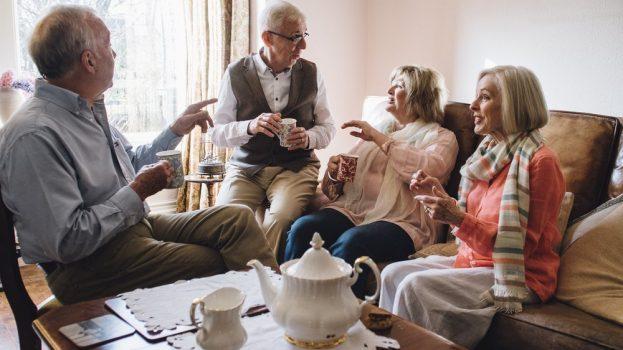 A személyes kapcsolatok a hosszú élet egyik előrejelzői