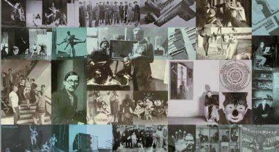 Absztrakt utazás a Bauhaustól New Yorkig