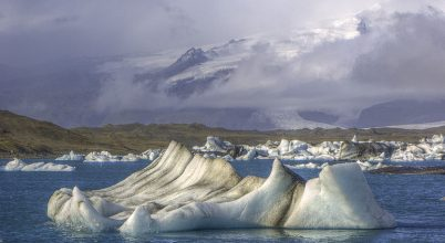 Gyorsan fogynak az izlandi gleccserek