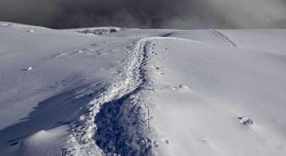 Út a gleccseren