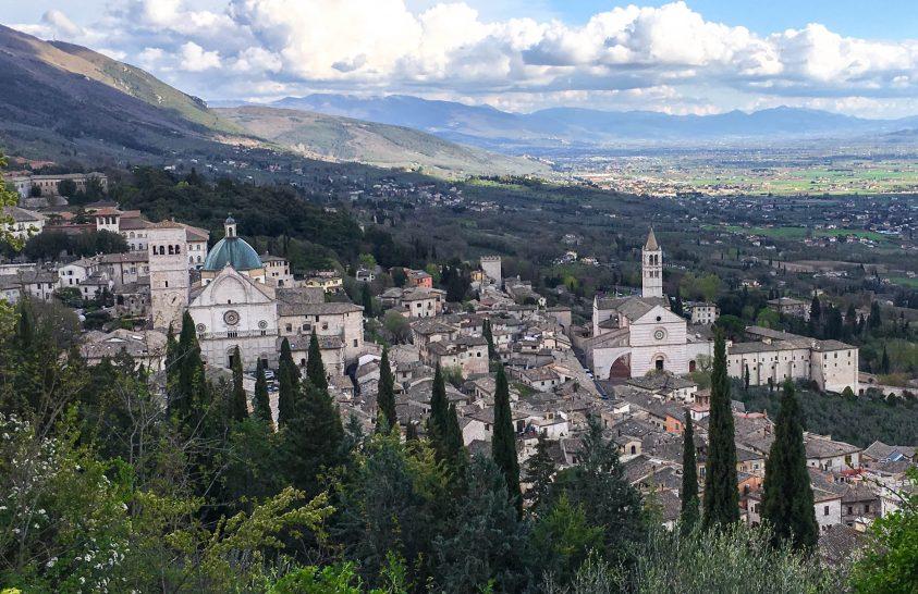 Assisi és a brazil ferencesek