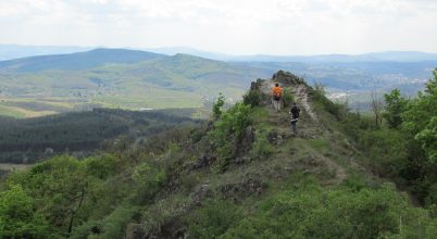 Kalandozás vulkáni kúpok közt: Salgó-vára és a Boszorkánykő