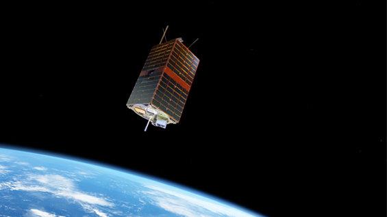Internetes térképen követhető a diákműhold útja
