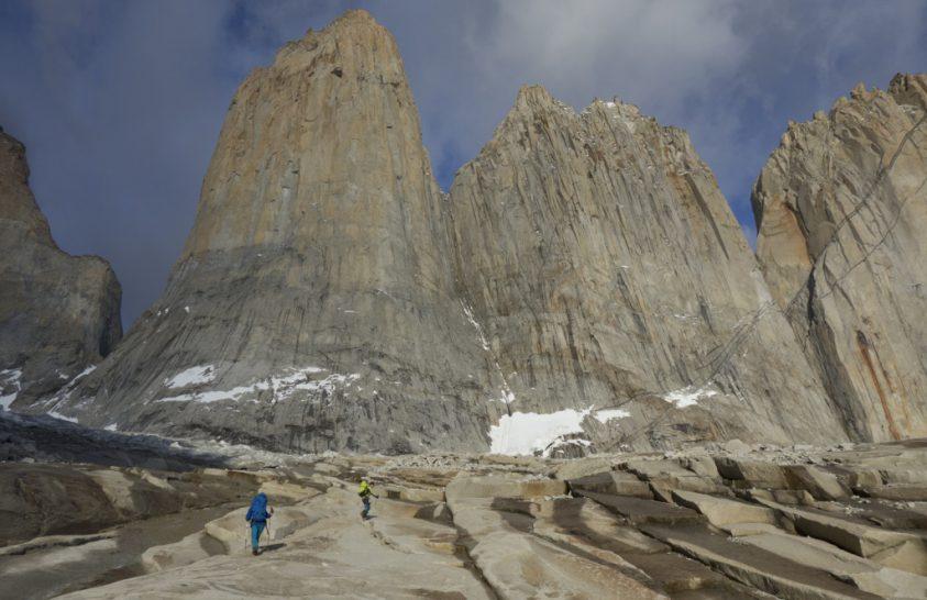 Három belga 1200 méteres szabad mászása Patagóniában